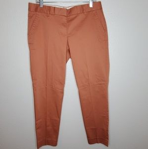 J Crew NWT City Fit Tall Skimmer Pants